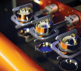 Fluxer X-300 - extrem homogene Temperaturverteilung durch neues, patentiertes Heizelementdesign