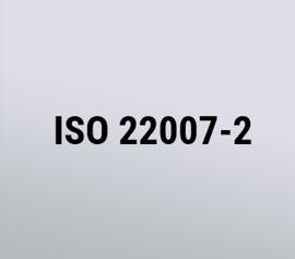 Die ISO Norm DIN EN ISO 22007-2