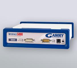 Gamry Interface 5000 Potentiostat/Galvanostat/ZRA; Grundgerät für die Gamry EISBox5000 incl. schwebende Masse (galv. Trennung von der Schutzerdung) width=