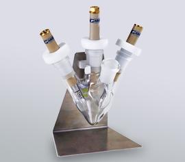 Evaluierungsmesszelle für Batteriematerialien (LIB) incl. Halter mit vier Normschliffen (NS14/20) für 25 ml Zellvolumen; leicht zu reinigende Rundprobe, Folienprobe oder 1.5 mm Substrat-Halter, luftdicht verschließbare konische PTFE-Verbindungen. Montage in der Handschuh-Box und elektrochemische Tests im Freien sind möglich width=
