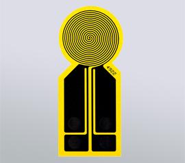 Hot Disk Sensor – Standard mit Kaptonisolierung