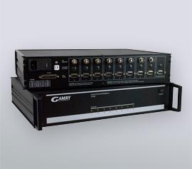 Gamry ECM8 (Elektrochemischer 8-Kanal-Selektionsschalter) für die Applikationen Korrosion, galvanische Beschichtungen (DC) und Dielektrika (EIS) incl. schwebende Masse (galv. Trennung von der Schutzerdung)