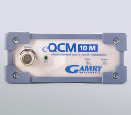 Gamry eQCM 10M für Medizinprodukte, Biosensoren, Neurowissenschaften, Abtastung der gesamten Zelle und elektrische Stimulation