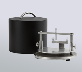Hot Disk Standard-Probenhalter