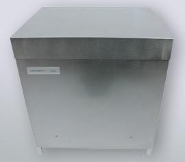 Isothermes 8-Kanal Kalorimeter Calmetrix I-Cal 8000 HPC mit geschlossenem Deckel im Betriebszustand