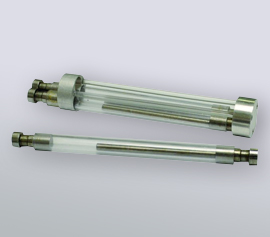 SPEX Kryomühle 6770 Freezer/Mill® - Mikro-Mahlgarnitur Polycarbonat, Mahlkapazität 3 x 0,1 bis 0,5 g (Artikel-Nummer 6757), einsetzbar mit allen Freezer/Mill®-Modellen