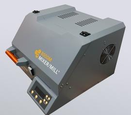 Hochenergie-Kugelmühle SPEX 8000M Mixer/Mill® mit geschlossenem Deckel, betriebsbereit width=