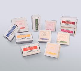 Lieferprogramm an SPEX Fenster-Folien aus Mylar®, Kapton®, Polypropylen und Ultralene® in unterschiedlichen Dicken und Ausführungen (vorgeschnitten oder als Rolle)