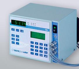 btc Temperatur Anzeige- und Steuergerät mit PID Regler für exakte Temperierung der Büchi Druckreaktoren