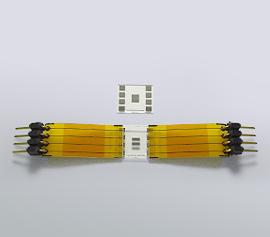 Lithographische Elektrode für Leitfähigkeitsmessungen