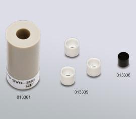 DRE Gold, Platin und Glassy Carbon Replacable Disk(RDE)Elektrode für den RRDE-3A Rotator