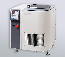 Der NP-100 eignet sich zum Mahlen von Suspensionen mit Feststoffgehalten bis 10 g. width=