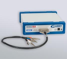 Gamry Interface 1010 Potentiostat/Galvanostat/ZRA; Grundgerät für die Gamry EISBox1010 und Load/Power-Supply Interface (LPI) Hochspannungs-Testsystem für elektrochemische Impedanzspektroskopie (EIS) bei 10V, 100V oder 1000V incl. schwebende Masse (galv. Trennung von der Schutzerdung) width=