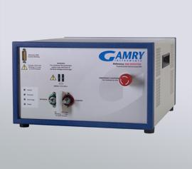 Gamry Reference 30k Booster für die Forschung & Entwicklung an Brennstoffzellen, Batterien, Superkondensatoren, zur elektrochemischen Synthese bei großem Umsatzziel, der EIS-Charakterisierung bis in den nΩ-Bereich und zur Erzeugung von Ladungspulsen unterhalb von 10µs bis zur Maximalstromstärke von 30 A incl. schwebende Masse (galv. Trennung von der Schutzerdung)