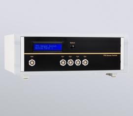 Hot Disk TPS Multi-Sensor Switch mit 4 Ports (bis max. 8) für den Anschluss weitere Sensoren und sequentielle Messung