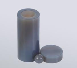 Laborkugelmühle SPEX SamplePrep 5120 Mixer/Mill® - 3.5ml Achat-Probenbehälter (Artikel-Nummer 3120)