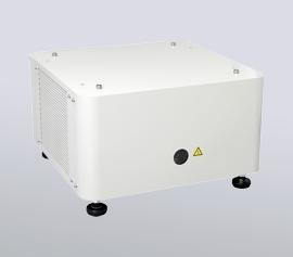 PU-501 Unterbau-Pumpengehäuse mit Sichtfenster für Ölstand der Vakuumpumpe