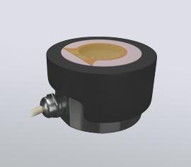 Thermtest TPS-EF Messgerät – Sensor