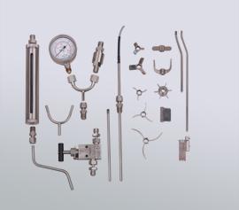 Austauschbare Rührer wie Impeller, Propeller, Anker, Begasungsrührer width=