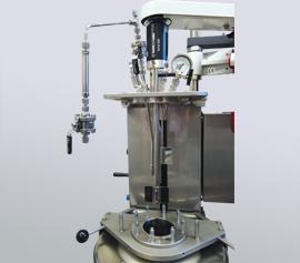 Probenahmesystem für Druckreaktoren