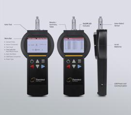 Thermtest MP-2 Wärmeleitfähigkeitsmessgerät - Funktionen