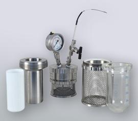 Büchi Druckreaktoren für den Einsatz in Kombination mit der Elektrochemie – grosse Auswahl an verschiedenen Vorlumina und verschiedenen Materialien