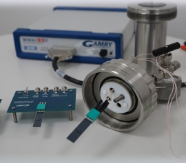 Electrochemistry in an Autoclave